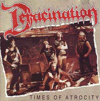 DERACINATION - TIMES OF ATROCITY (*NEW-2 Disc Set, Dark Descent Records)