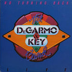 The Degarmo & Key Band* ‎– No Turning Back - Live (*Used- 2 LP Set Gatefold, 1982, Lamb & Lion)