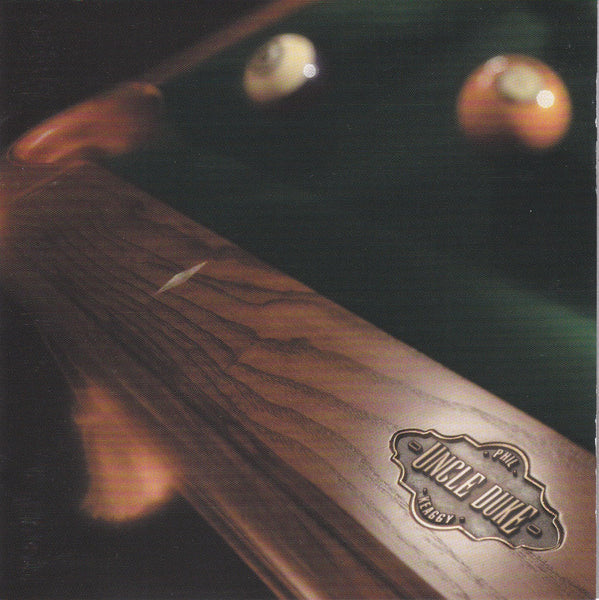 PHIL KEAGGY - UNCLE DUKE (*CD, 2000, Canis Major Records)