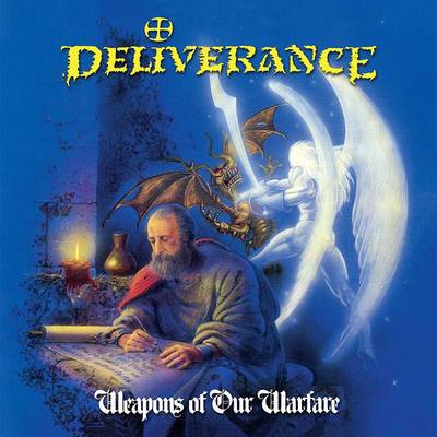 DELIVERANCE - WEAPONS OF OUR WARFARE (The Originals: Remastered) (CD, 2017, Bombworks Records) (with Sticker + Autographed Pic)