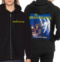 HOODIE DELIVERANCE - WEAPONS OF OUR WARFARE LIMITED EDITION