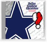 DALLAS COWBOYS CHRISTMAS '85-'86 + exclusive foil stamped Tony Dorsett trading card) (CD, 2020, Retroactive) ***PRE-ORDER