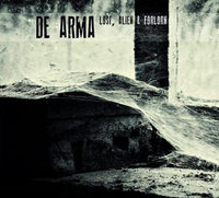 De Arma ‎– Lost, Alien & Forlorn (*Used-CD, 2013, Troll Music) Prog Black Metal