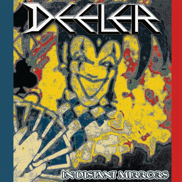 DEELER-IN DISTANCE MIRRORS (*NEW-2xCD, 2019, Arkeyn Steel) Queensryche, Savatage, Mystic Force, Riot