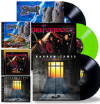 3-VINYL & 3-CD BUNDLE: BARREN CROSS - RATTLE + XALT - UNDER + DELIVERANCE - JOKE ***PRE-ORDER