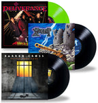 3-VINYL BUNDLE: BARREN CROSS - RATTLE + XALT - UNDER + DELIVERANCE - JOKE ***PRE-ORDER