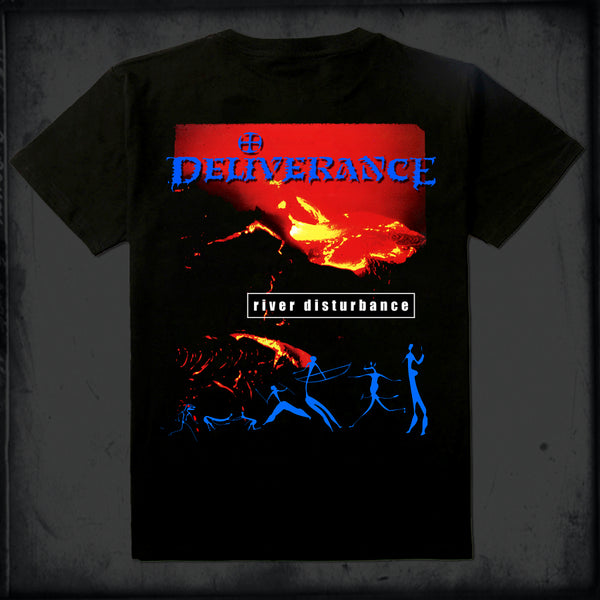 *T-SHIRT - DELIVERANCE - RIVER DISTURBANCE
