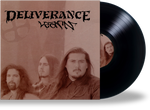 DELIVERANCE - LEARN (*NEW-BLACK VINYL, 2020, Retroactive) crunchy progressive metal