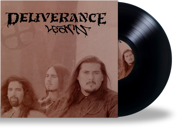 DELIVERANCE - LEARN (*NEW-BLACK VINYL, 2020, Retroactive) ***PRE-ORDER