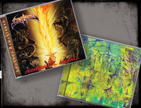 DETRITUS 2-CD BUNDLE - PERPETUAL DEFIANCE + IF BUT FOR ONE (Retroactive Records) 2019