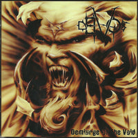 Deivos ‎– Demiurge Of The Void (*Used-CD, Unique Leader Records) DEATH metal!!!
