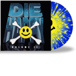 DIE HAPPY - VOLUME II (SPLATTER VINYL) (2020 Roxx Records)