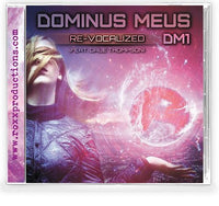 DOMINUS MEUS - DM1 RE-VOCALIZED (FEATURING DALE THOMPSON) (*NEW-CD, 2021, Roxx)