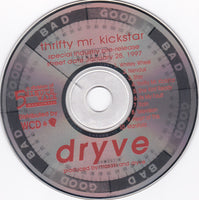 Dryve ‎– Thrifty Mr. Kickstar (CD, PRE-RELEASE Version, 5 Minute Walk Records)