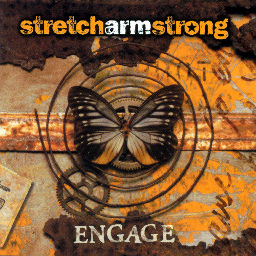STRETCH ARM STRONG - ENGAGE (*NEW-CD, 2002, Solid State)