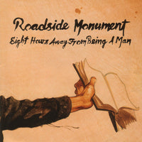 ROADSIDE MONUMENT - EIGHT HOURS AWAY FROM BEING A MAN (*NEW-CD, 1997, Tooth-n-Nail) Indie rock - elite