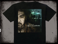 *T-SHIRT - JIMMY P. BROWN II's - ERASERHEAD