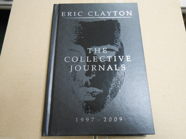 ERIC CLAYTON/SAVIOUR MACHINE - THE COLLECTIVE JOURNALS (Book) Christian Metal