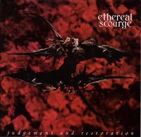 Ethereal Scourge ‎– Judgement And Restoration (*Used-CD, 1997, Rowe) Death Metal