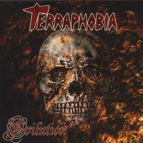 TERRAPHOBIA - EVILUTION (*NEW-CD, 2011, Soundmass) Mortification guitarist
