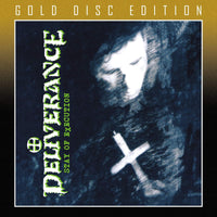DELIVERANCE - STAY OF EXECUTION (Gold Disc Edition) (*NEW-CD, 2019, Retroactive) Remastered - Limited to 300 copies