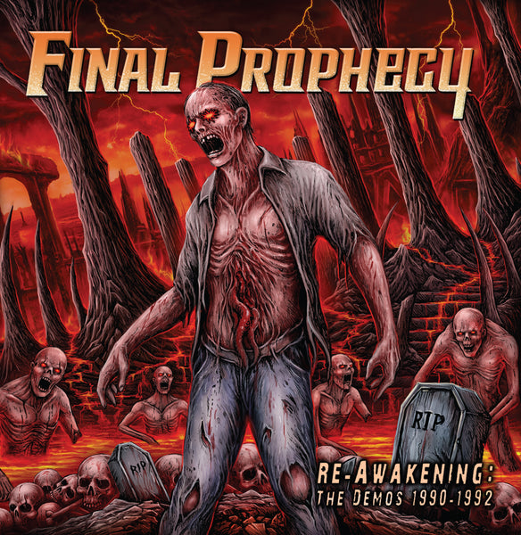 FINAL PROPHECY - REAWAKENING (*NEW-Vinyl, 2018, Roxx Records)