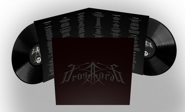 Frosthardr ‎– Frosthardr (*NEW-2 Vinyl Set, Gatefold, 2018, Nordic Mission) Import Christian Black Metal
