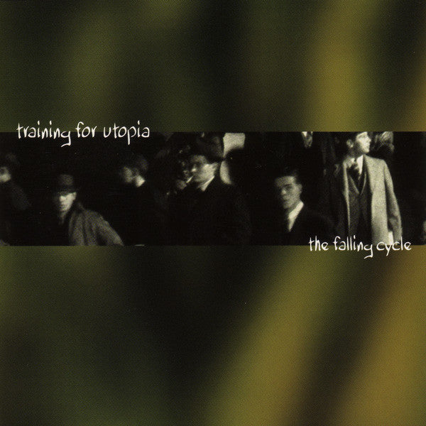 TRAINING FOR UTOPIA - THE FALLING CYCLE E.P. (*NEW-CD, 1997, Solid State) Pre-Demon Hunter band