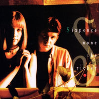 Sixpence None The Richer ‎– The Fatherless And The Widow (*NEW-CD, 1993, R.E.X.)