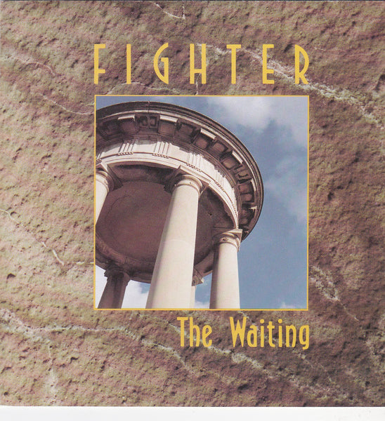FIGHTER - THE WAITING (*Used-CD, 1991, Wonderland) AOR Hard Rock