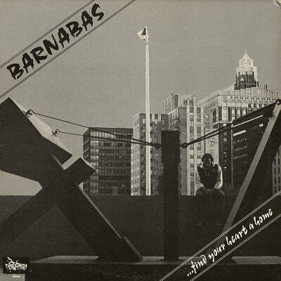 Barnabas ‎– Find Your Heart A Home (*Used-Vinyl, 1982, Tunesmith)