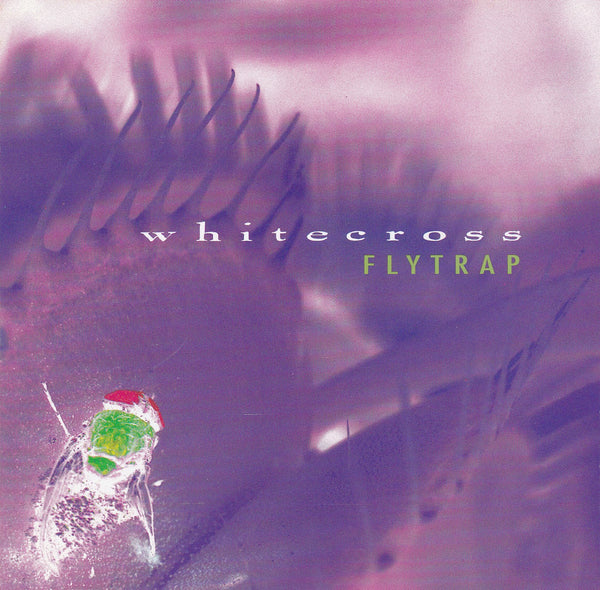 WHITECROSS - FLYTRAP (*NEW-CD, 1996, R.E.X.) Produced by David Zaffiro of Bloodgood