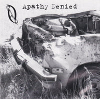 APATHY DENIED - COUNTERCULTURE (*CD, 1995) Indie Thrash/Hardcore like Six Feet Deep