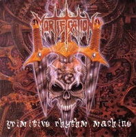 MORTIFICATION - PRIMITIVE RHYTHM MACHINE (*Used-CD, 1995, Intense Records) George Ochoa of Deliverance