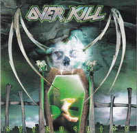 OVERKILL - NECROSHINE (*CD, 1999, CMC International) Rare Thrash Metal!