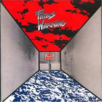 FATES WARNING - NO EXIT (*Used-CD, 1988, Metal Blade Records)