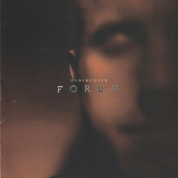 UNDERCOVER - FORUM (*Used-CD, 1994, WAL/BAI)