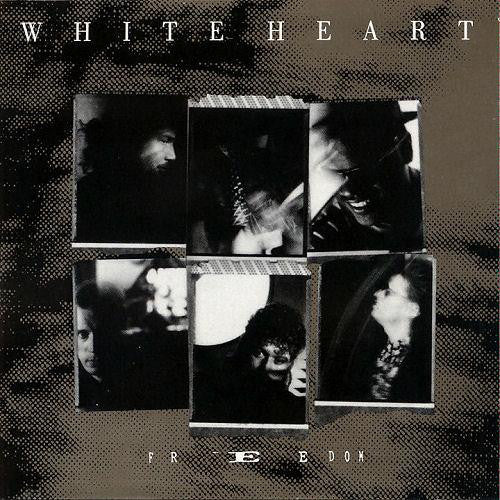 "WHITEHEART - 8th Wonder + Invitation (*12"" Vinyl single from Freedom LP)"