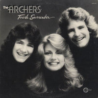 The Archers ‎– Fresh Surrender (*Used-Vinyl, 1977, Light) Jacket G and Vinyl VG++