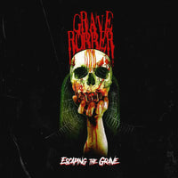 GRAVE ROBBER - ESCAPING THE GRAVE (*NEW-CD, 2018, Rottweiler)