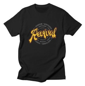 WHITECROSS & GUARDIAN - REVIVAL HIGH QUALITY T-SHIRTS