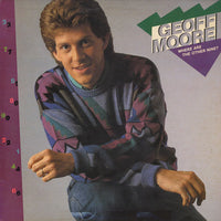 GEOFF MOORE - WHERE ARE THE OTHER NINE (*Used-Vinyl, 1984, Power Disc) Never on CD!