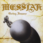 MESSIAH - GOING INSANE + 3 (CD, 2010, Retroactive) For fans of 70's Alice Cooper/Kiss!