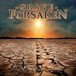 GRAVE FORSAKEN - THE FOOTSTEPS OF GOD (CD, 2020, Soundmass) Thrash attack!!!