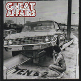 THE GREAT AFFAIRS - TEN & 2 (*NEW-CD, 2018, Kivel Records)