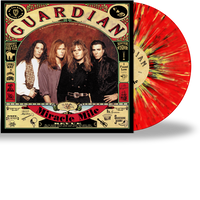 "GUARDIAN - MIRACLE MILE (*NEW-12"" Splatter Vinyl + Black 7"" Vinyl , 2020, Retroactive Records) ***PRE-ORDER"