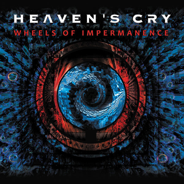 Heaven's Cry ‎– Wheels Of Impermanence (*Pre-Owned CD, 2012, Prosthetic Records) Prog power metal