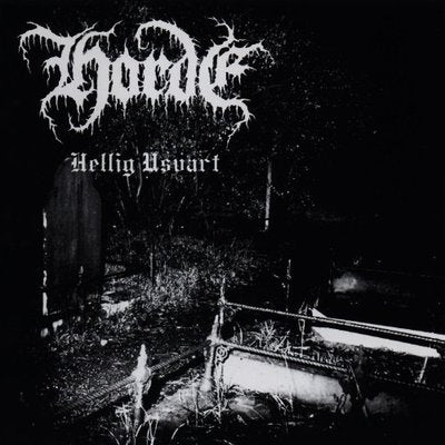 HORDE- HELLIG USVART (*NEW-CD, Soundmass) elite Christian black metal