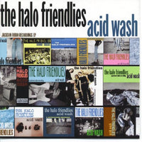 The Halo Friendlies ‎– Acid Wash EP (*NEW-CD, 1999, Jackson Rubio) All-girl punk rock