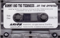 Hammy and the Technoids - On the Offense *1994 Demo Tape (Rock)